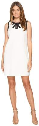 CeCe Camilla - Sleeveless Bow Neck Women's Dress