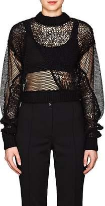 Helmut Lang Women's Patchwork Sweater
