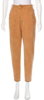 Hermes High-Rise Skinny Pants