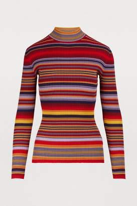 Études Juliette striped sweater