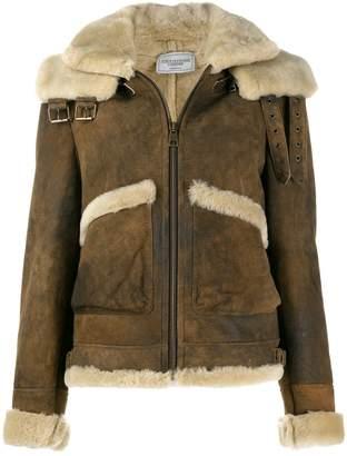 Couture Forte Dei Marmi sheepskin shearling jacket