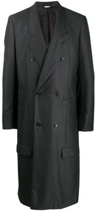 Comme des Garcons long boxy fit coat
