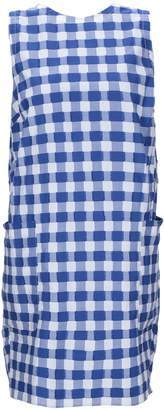 MDS Stripes Short dresses