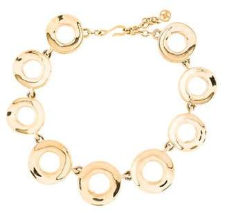 Givenchy Link Collar Necklace