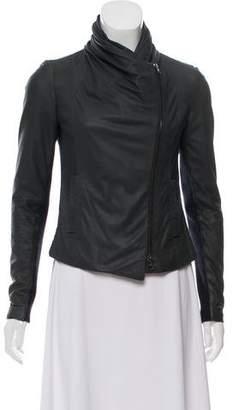 Vince Asymmetrical Casual Jacket