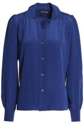 Vanessa Seward Silk-Satin Shirt