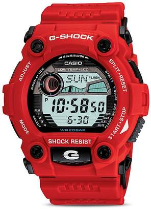 G-Shock Tide Graph Watch, 52.4mm $99 thestylecure.com