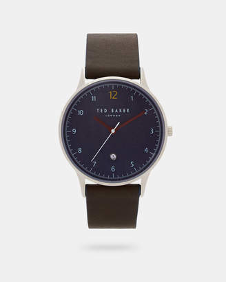Ted Baker ETHANG Round face watch