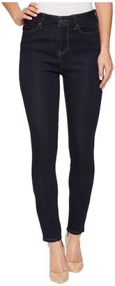 Liverpool Bridget High Waist Ankle in Soft Silky Denim in Indigo Rinse Women's Jeans