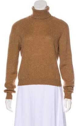 Brunello Cucinelli Cashmere Turtleneck Sweater Brown Cashmere Turtleneck Sweater