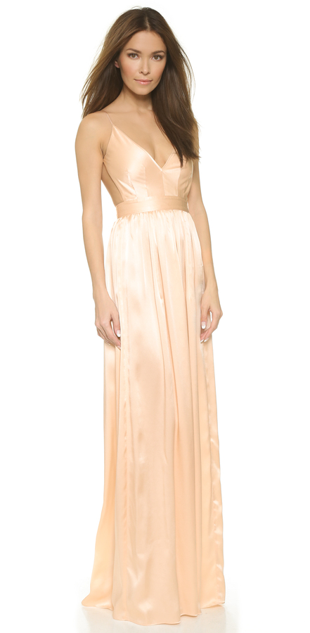 ONE by Contrarian Babs Bibb Maxi Dress 17