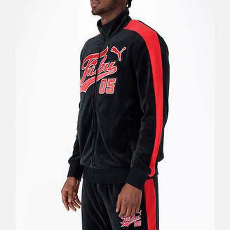 Puma Men's x Fubu T7 Track Jacket