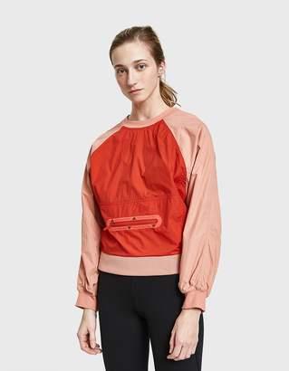 adidas by Stella McCartney Running Sweatshirt in Callisto