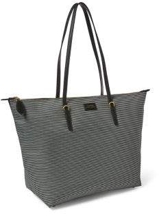 Lauren Ralph Lauren Striped Tote