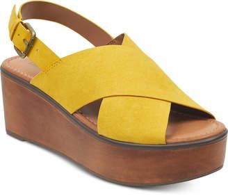 f2cee2f9913 Indigo Rd Irfayina Platform Wedge Sandals Women Shoes