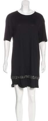 Givenchy Embellished Mini Dress