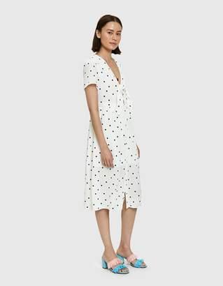 Jazmin Tie-Front Dress