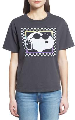 Daydreamer Joe Cool Checkerboard Tee