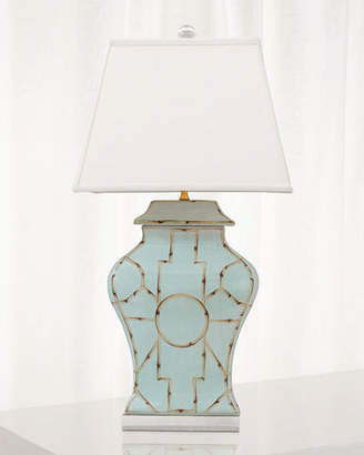Port 68 Scalamandre for Baldwin Table Lamp