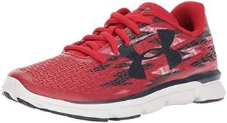Under Armour Men's Pre School ClutchFit Rebelspeed GR Athletic Shoe