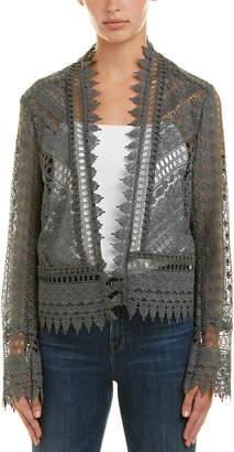 BCBGMAXAZRIA Lace Jacket