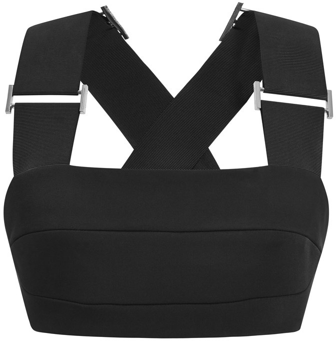 Josh Goot Monochrome Daily Bra Top