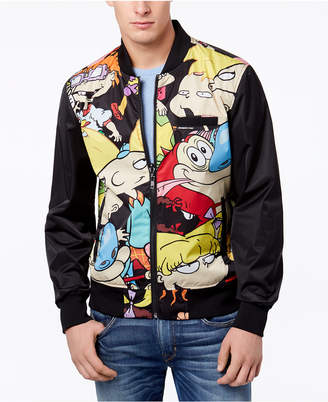 Members Only Member's Only Men's Reversible Nickelodeon Jacket
