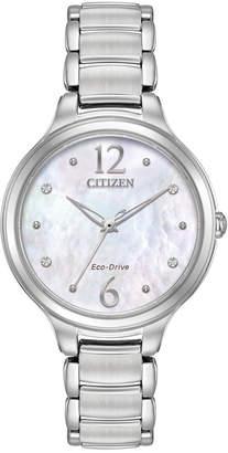 Citizen Eco-Drive Women's L Stainless Steel Bracelet Watch 32mm