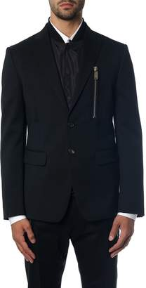 DSQUARED2 Single Breasted Jacket In Wool