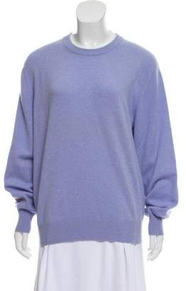 Brunello Cucinelli Cashmere Scoop Neck Sweater