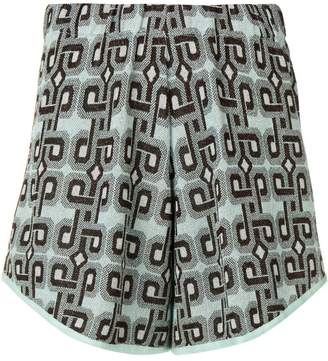 Circus Hotel patterned shorts