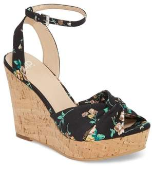 BP Arya Platform Wedge Sandal