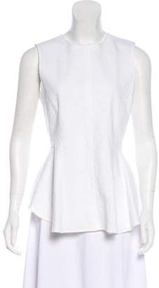 Theory Textured Sleeveless Top