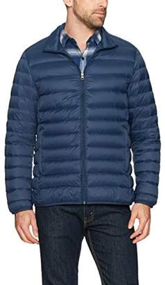6802dfe4fa990 Amazon Essentials Men s Lightweight Water-Resistant Packable Down Jacket