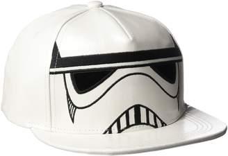 Star Wars Men's Storm Trooper Adjustable Baseball Cap