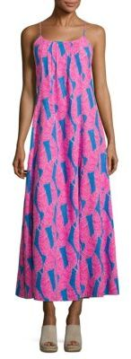 Vineyard Vines Palm Printed Dress $178 thestylecure.com