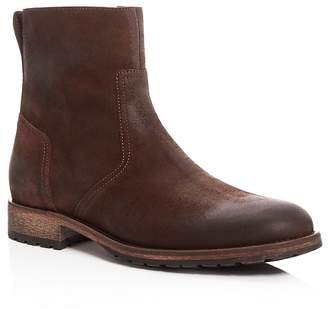 Belstaff Attwell Chelsea Boots $575 thestylecure.com