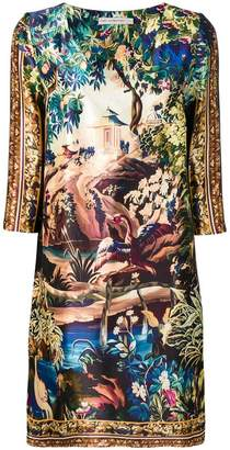 Mary Katrantzou printed shift dress