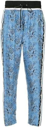 3.1 Phillip Lim floral-print trousers