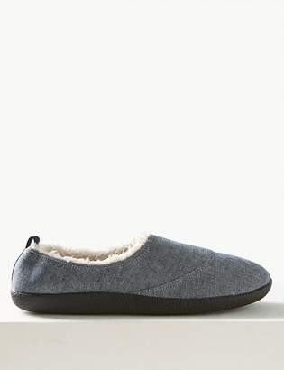 M&S CollectionMarks and Spencer Slip-on Mule Slippers