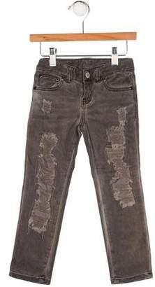 Ralph Lauren Boys' Distressed Jeans