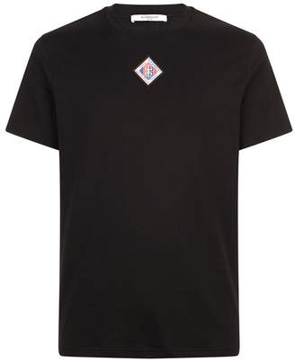 Givenchy Rubber Logo T-Shirt