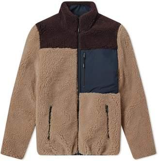 Kenzo Shearling Down Jacket