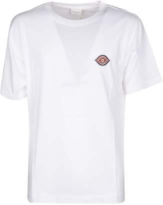 Dries Van Noten Embroidered Eye Motif T-shirt