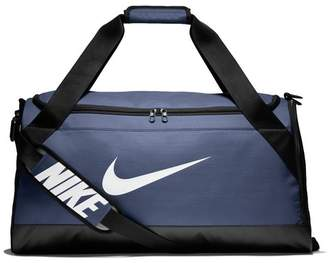a05d1fce2576c8 Nike Brasilia Medium Holdall - Blue