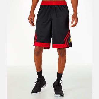 Nike Men's Air Jordan Rise Diamond Basketball Shorts