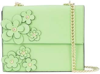 Christian Siriano floral crossbody bag