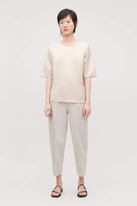 Cos SMOOTH BOXY T-SHIRT
