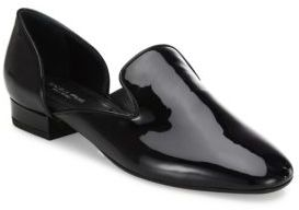 Michael Kors Collection Fielding Patent Leather Loafers
