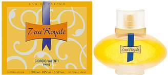 Giorgio Valenti 7, Rue Royale by for Women 3.3 oz Eau de Parfum Spray